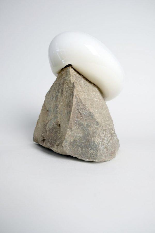 Glassy Stone 1